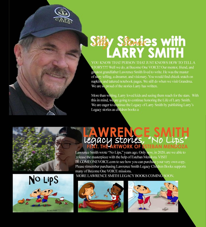 larry smith legacy stories